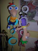Phineas and Ferb:DollAdventure by dacoolcat