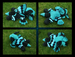 Pillow plush - Fex by SagandeTeam