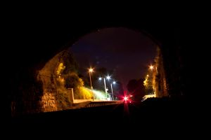 Light at the End of the Tunnel by gBobly