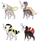 Free Finnedyr adopts CLOSED by Perry--Agent