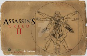 Assasin's creed 2 altair by omegalex1985