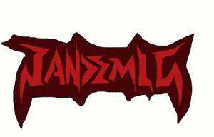 My band's logo (Pandemic) by Anthraxdeathrider