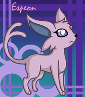 Espeon by SHINXxPOOCHYENA