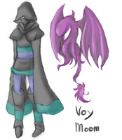SC:: Voy Moom , Mage by Gone4awhile2
