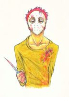 Stabby Stab by coyotie