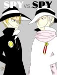 Hetalia: Spy vs. Spy by BioColorBanshee