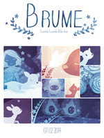 Brume Mosaic by drawingum