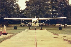 1961 Cessna 172C by Ryan-Warner