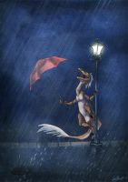 Singin' in the rain by Stumppa