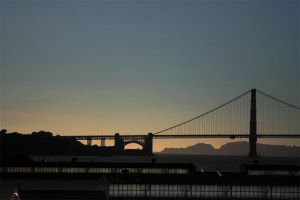 Golden Gate Bridge by c00lpix