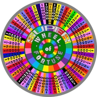Super Wheel of Fortune Spring 2015  Bonus by germanname