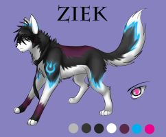 :Ziek Mini Ref: by ThatWildMary