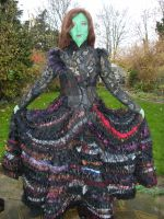 Elphaba, The Wicked Witch 2 by bellepullman