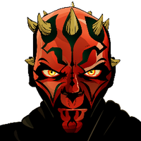 Darth Maul from Star Wars by mahesh69a