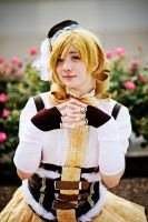 PMMM: Tomoe Mami by squishtastic