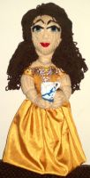 Christine's Belle Doll 001 by piesmama