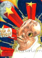 Ackbar the Great by fishcup