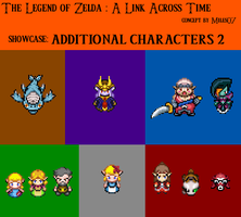 ALAT - Additional Characters 2 by ChaosMiles07