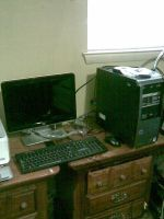 My NEW Computer by elfofcourage