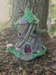 Pixie house bird feeder. by flintlockprivateer