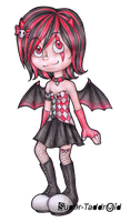 Lilith Chibi by Super-Annedroid