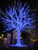 The Blue Tree by Flyy1
