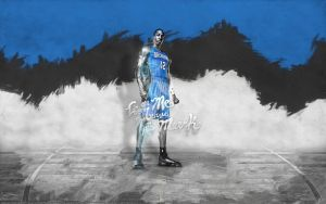 110. Dwight Howard by J1897