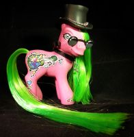PopRocks a Love Swap Pony by KimmersCustoms