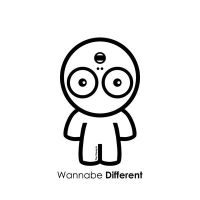 Different by Woolin