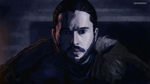 King In The North!!! by geosis093