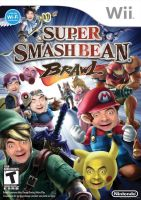Super Smash Bean by night-sythe