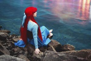 Ariel by mercurygin