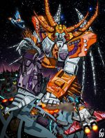 Unicron by fourth-heir