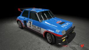 Renault 5 Turbo Phillips Rally Car by OutcastOne