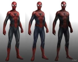 Amazing Spiderman 2 Concepts by JSMarantz