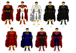 Superman Redesigns Special Edition: Man of Steel by SplendorEnt