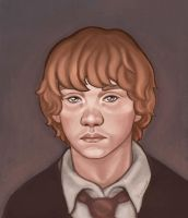 Ron Weasley HP by Deasmil