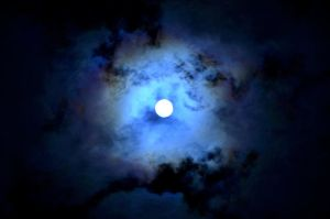 Blue Supermoon by Mutilator-Of-Cookies