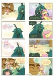 Chrysalis's fluttered adventure p6 Chinese by HowXu