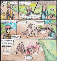 Castle Nuzlocke (Page 40) by ClimbTheCastleWalls