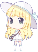 Lillie by Flarbua