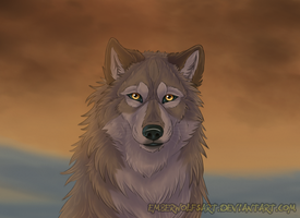 Balto: Who am I ? by EmberWolfsArt