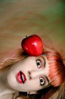 Sudden Apple by lordceleborn
