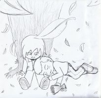 BenNoda : Under The Tree by youngthong-art