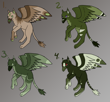 Griff Adopts - CLOSED by Subberz