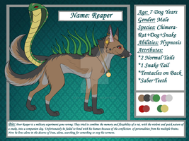 Reaper Adoptable Auction [CLOSED!] by Xx-Lord-V-xX