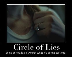 Circle of lies by lsiri