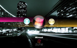 Windows 8 zune wallpaper by rgontwerp