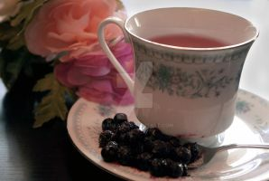 Tea like a Lady~ by ivanka-a