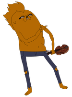 Jake (What was Missing) - Adventure Time by Qhyperdunk24